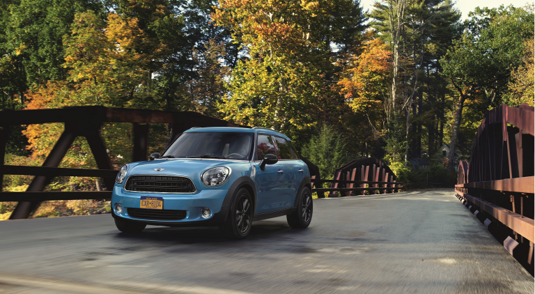 MINI COUNTRYMAN. PROLOGUE & EPILOGUE.