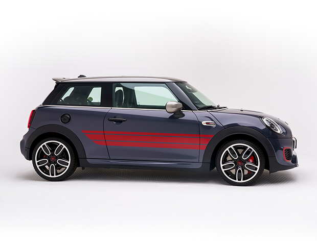 MINI JCW GP INSPIRED EDITION - editorial