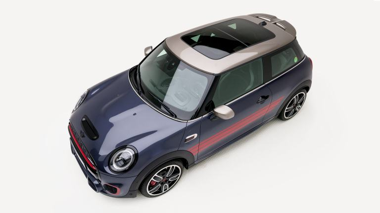 MINI JCW GP INSPIRED EDITION - exterior
