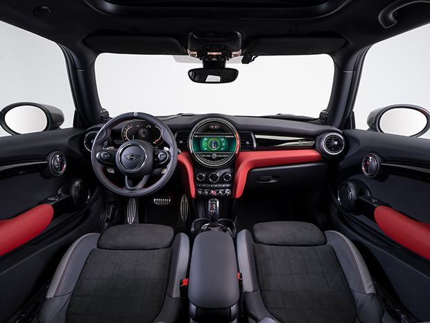 MINI JCW GP INSPIRED EDITION - main interior