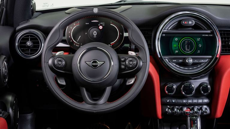 MINI JCW GP INSPIRED EDITION - interior